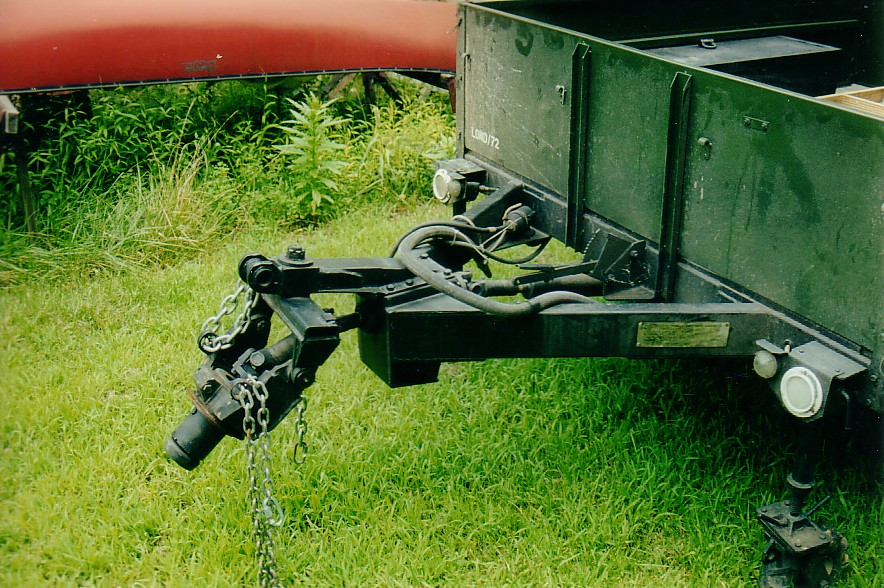 Land Rover Faq Part Iv 101 Quot Forward Control Power Trailer