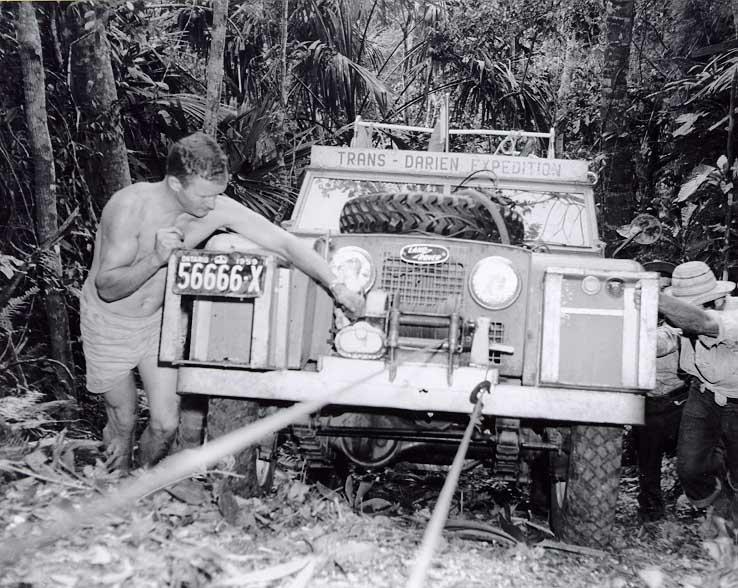 Land Rover Darien >> Land Rover FAQ - Repair & Maintenance - Series - Options
