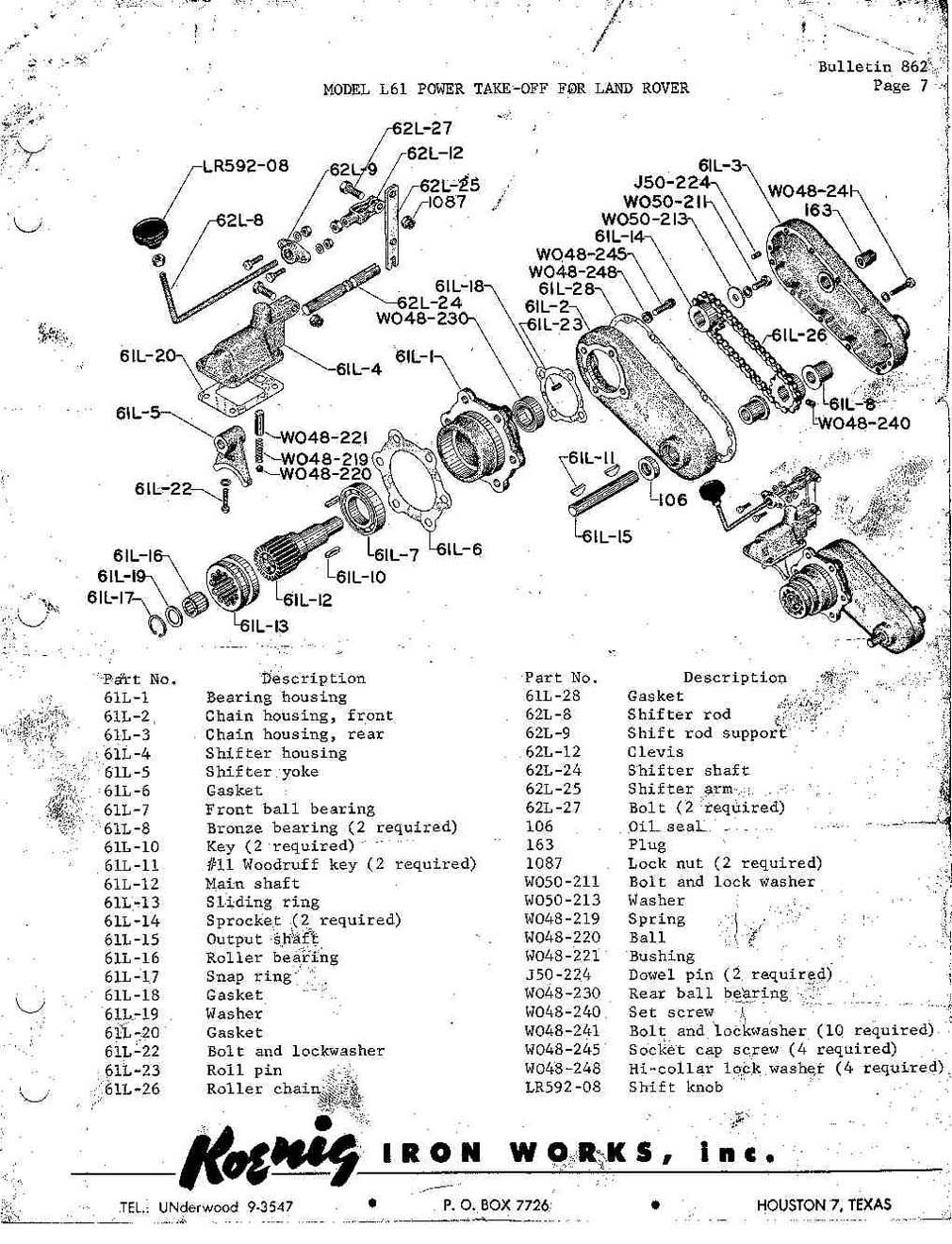 Land rover faq koenig winches series ii iia vehicles originally page 7 large