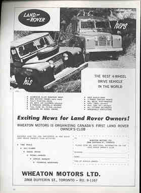 Land Rover Faq History Production Amp Sales Magazine