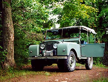 Land Rover Series I 80 inch