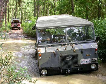 101 Forward Control Land Rover
