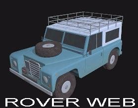 The RoverWeb